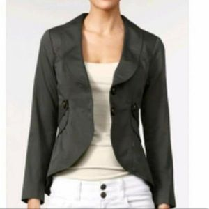 Cabi Work It Jacket Size 12